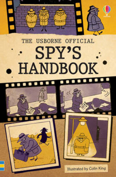 The Official Spy's Handbook by  King