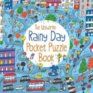 Rainy Day Pocket Puzzle Book by Simon Tudhope
