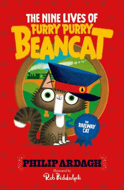 The Railway Cat by Philip Ardagh
