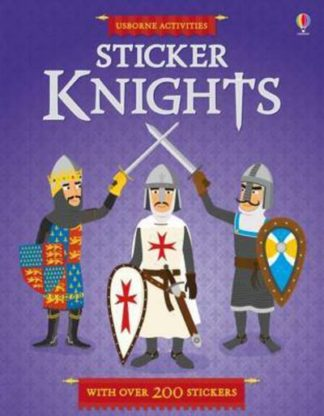 Sticker Knights by Kate Davies