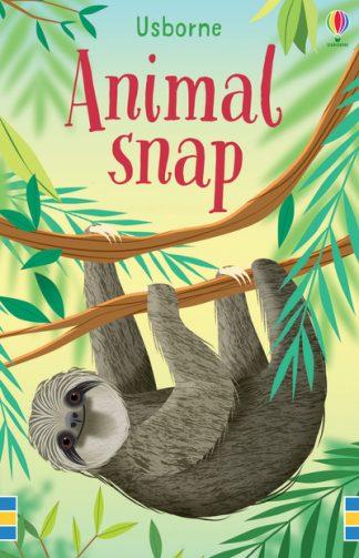 Animal Snap by Fiona Watt