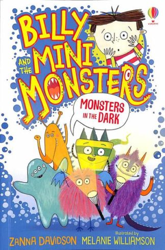 Monsters in the Dark by Zanna Davidson