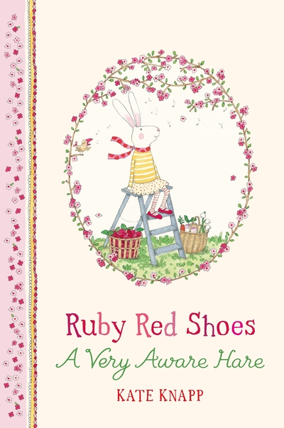 Ruby Red Shoes: A Very Aware Hare (CSR18) by Kate Knapp