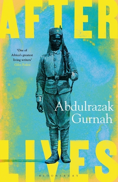 Afterlives by Abdulrazak Gurnah