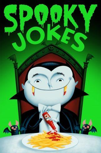 Spooky Jokes by Macmillan Child Books