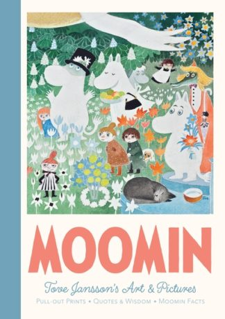 Moomin Pull-Out Prints: Tove Jansson's Art & Pictures by Tove Jansson
