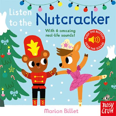 Listen to The nutcracker by Marion Billet