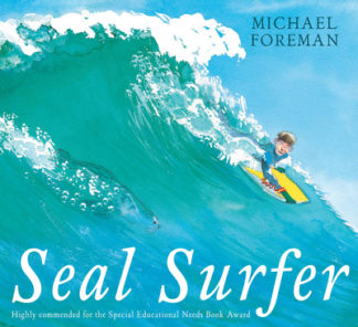 Seal Surfer by Michael Foreman