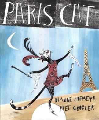 Paris Cat by Dianne Hofmeyr