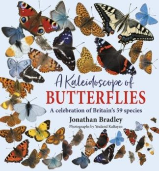 A Kaleidoscope of Butterflies: Britain's 59 resident species by Jonathan Bradley