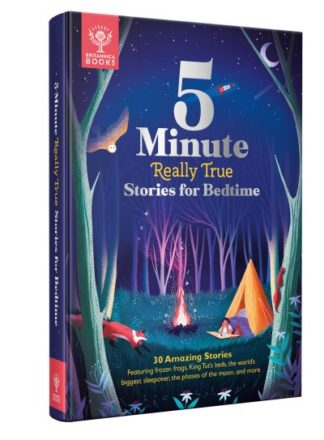 5-Minute Really True Stories for Bedtime: 30 Amazing Stories by