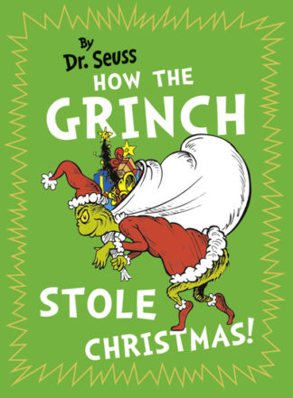 How the Grinch Stole Christmas! Pocket Edition (Dr. Seuss) by Seuss Dr.