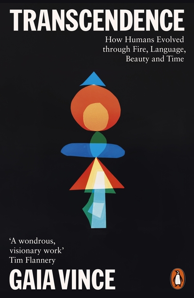 Transcendence: How Humans Evolved through Fire, Language, Beauty, and Time by Gaia Vince