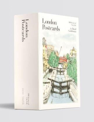 London Postcards by David Gentleman