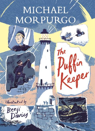The Puffin Keeper by Michael Morpurgo