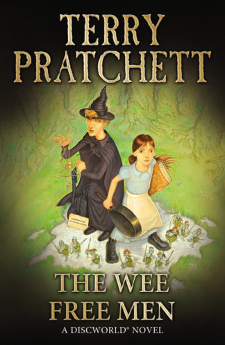 Wee Free Men by Terry Pratchett