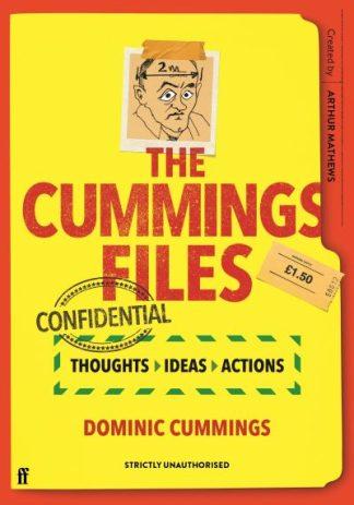 The Cummings Files: CONFIDENTIAL by Arthur Mathews