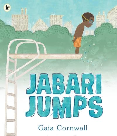 Jabari Jumps (CSR18) by Gaia Cornwall