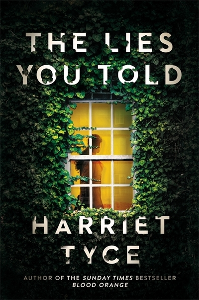 The Lies You Told: From the Sunday Times bestselling author of Blood Orange by Harriet Tyce