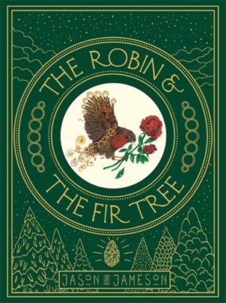 The robin and the fir tree by Jason Jameson
