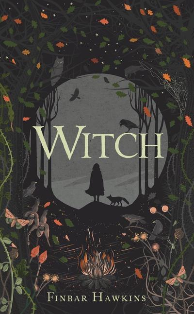 Witch by Finbar Hawkins