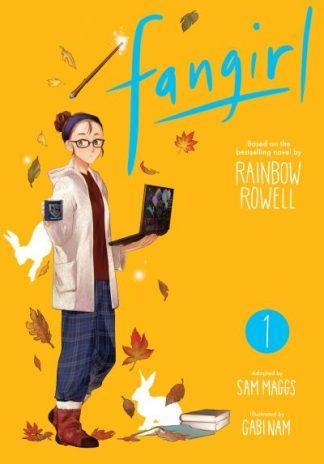 Fangirl, Vol. 1: The Manga by