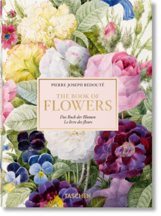 Redoute. Book of Flowers - 40th Anniversary Edition by H. Walter Lack