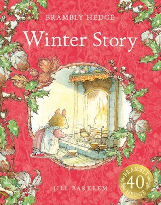 Winter Story (Brambly Hedge) by Jill Barklem