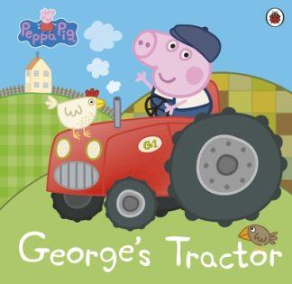 Peppa Pig: George's Tractor by Pig Peppa