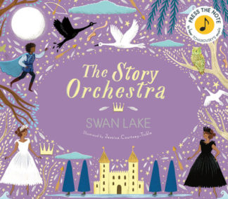 The Story Orchestra: Swan Lake CR19 by Katy Flint