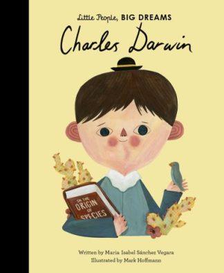 Charles Darwin by Vegara, Maria I Sanchez