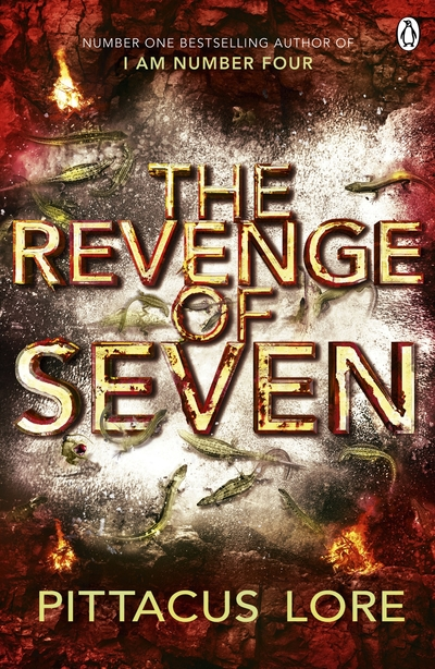 The Revenge of Seven (Lorien Legacies 5) by Pittacus Lore