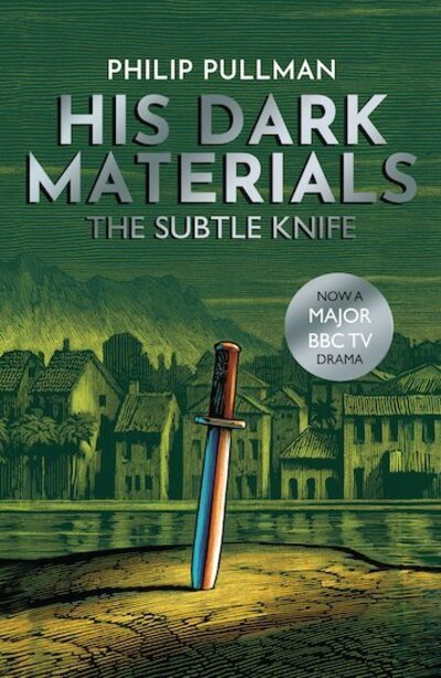 The Subtle Knife (2017 Wormell cover) by Philip Pullman