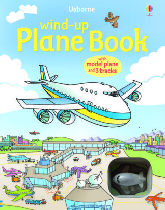 Wind-up Plane Book by Gill Doherty