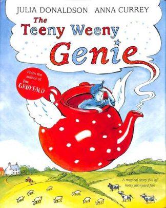 The Teeny Weeny Genie by Julia Donaldson