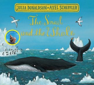 The Snail and the Whale Festive Edition by Julia Donaldson