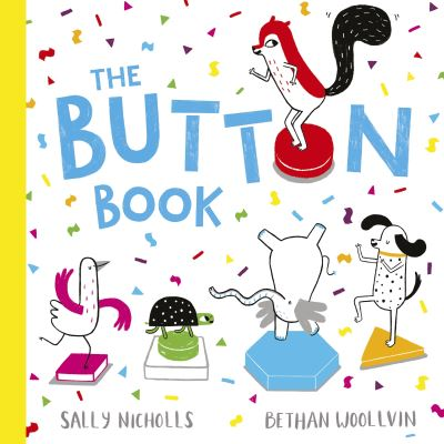The Button Book by Sally Nicholls