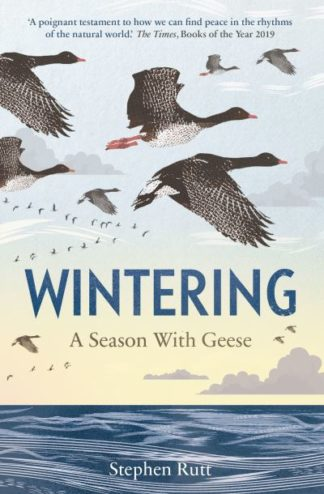 Wintering: A Season With Geese by Stephen Rutt