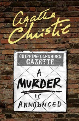 A Murder is Announced (Miss Marple) by Agatha Christie