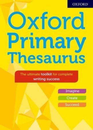 Oxford Primary Thesaurus by Susan Rennie