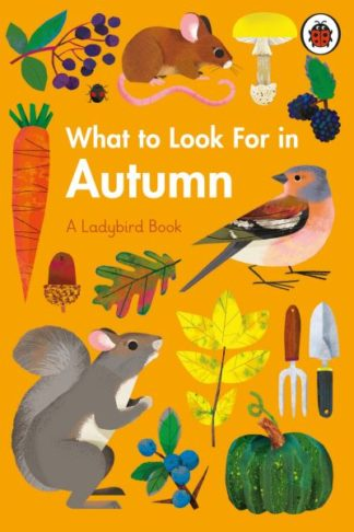 What to Look For in Autumn by Elizabeth Jenner
