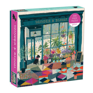 Wonder & Bloom 500 Piece Puzzle by