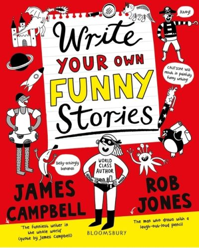 Write Your Own Funny Stories by Professor James Campbell