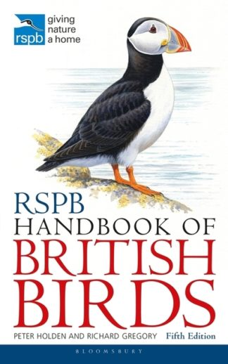 RSPB Handbook of British Birds: Fifth edition by Peter Holden