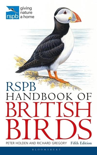 RSPB Handbook of British Birds: Fifth edition by Peter Holden