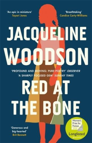Red at the Bone: Longlisted for the Women's Prize for Fiction 2020 by Jacqueline Woodson
