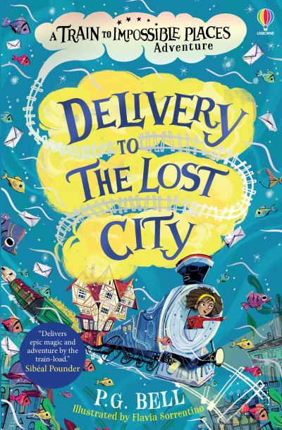 Delivery to the Lost City by P G Bell