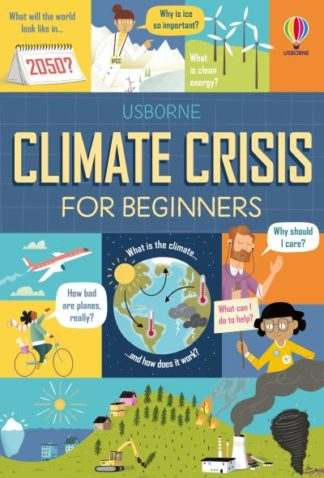 Climate Crisis for Beginners by Andy Prentice