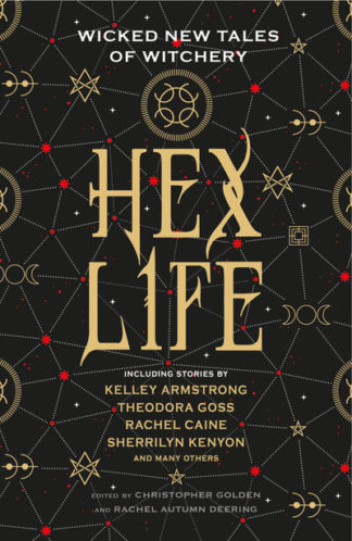 Hex Life: Wicked New Tales of Witchery by Kelley Armstrong