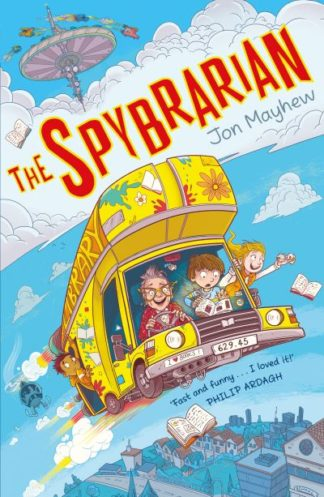 The Spybrarian by Jon Mayhew